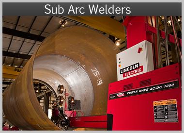 Submerged Arc Welders