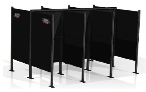 Welding Booths And Welding Booth Stations