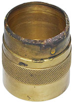 Worn Outer Retaining Cap