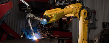 Robotic Welding Guns