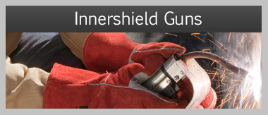 Innershield Welding Guns