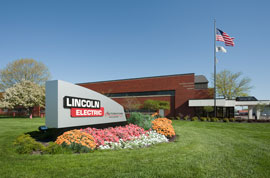 Lincoln Electric Automation Division