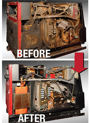 Preventive Maintenance Before & After