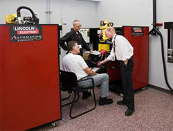 Robotic Welding Education System 20 Cube