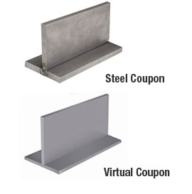 Welding supply coupon
