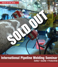 International Pipeline Welding Seminar