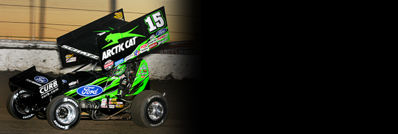 Sprint Cars Sponsored By Lincoln Electric