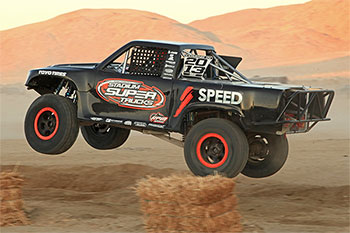 Robby Gordon Stadium Super Truck