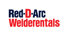 Red D Arc Welderentals