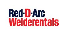 Red D Arc Welderentals