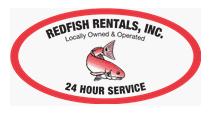 Redfish Rental