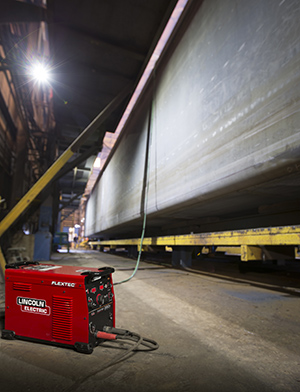 Marine welders boost productivity with new inverter technology