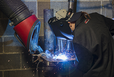 Ivy Tech Community College Builds a New Generation of Welders