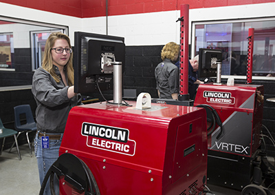 Ohio Technical College: Turning Virtual Novices into Welding Experts