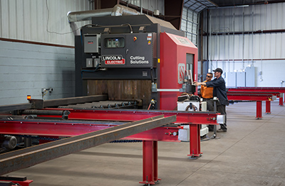 Stark Metals Cuts Costs and Improves Cutting Efficiciency