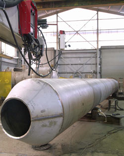 Large Pipe Welding