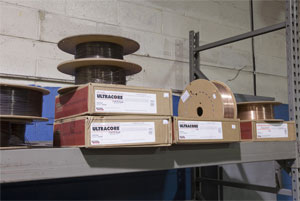 Ultracore Gas Shielded Flux-Cored Wire