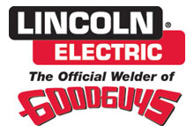 Lincoln Electric: Official Welder of Good Guys