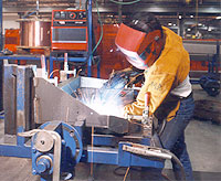 MIG Welding Applications