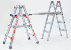 Wing Enterprises needed to increase production of its Little Giant ladders.