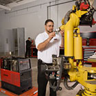 Service Fanuc Robotic Arm